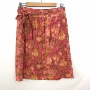 Brooks Brothers Liberty Art Fabrics Skirt Size 2